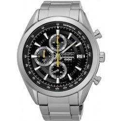 Купить Seiko Мужские Часы Neo Sport SSB175P1 Хронограф Quartz