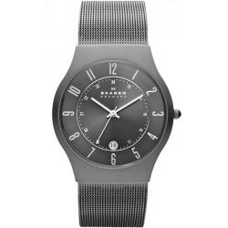 Купить Skagen Мужские Часы Grenen Titanium 233XLTTM