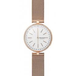 Купить Skagen Connected Женские Часы Signatur T-Bar SKT1404 Hybrid Smartwatch