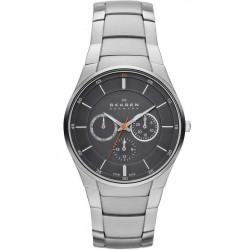 Купить Skagen Мужские Часы Aabye SKW6054 Многофункциональный