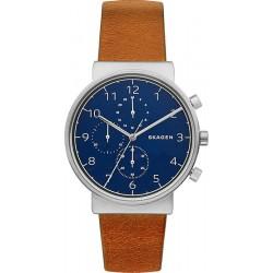 Купить Skagen Мужские Часы Ancher SKW6358 Хронограф