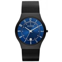 Купить Skagen Мужские Часы Grenen Titanium T233XLTMN