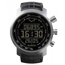 Купить Suunto Elementum Terra Black Rubber / Dark Display Мужские Часы SS014522000