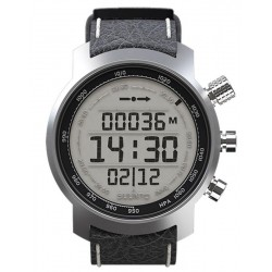 Купить Suunto Elementum Terra Black Leather Мужские Часы SS014523000