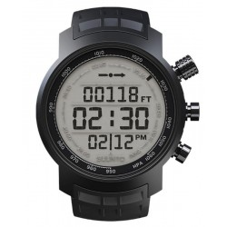 Suunto Elementum Terra Black Rubber / Light Display Мужские Часы SS018732000