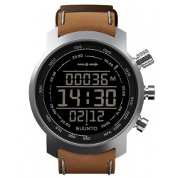 Купить Suunto Elementum Terra Brown Leather Мужские Часы SS018733000