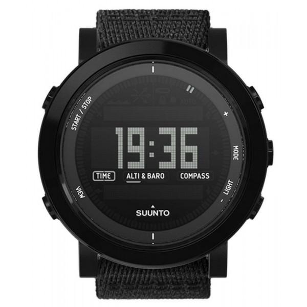 Купить Suunto Essential Ceramic All Black TX Мужские Часы SS022438000