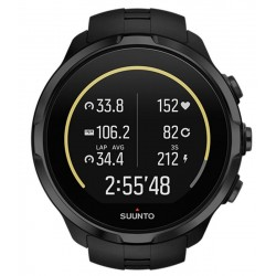 Купить Suunto Spartan Sport Wrist HR All Black Мужские Часы SS022662000