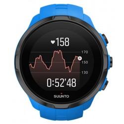 Suunto Spartan Sport Wrist HR Blue Мужские Часы SS022663000