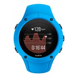 Купить Suunto Spartan Trainer Wrist HR Blue Унисекс Часы SS023002000
