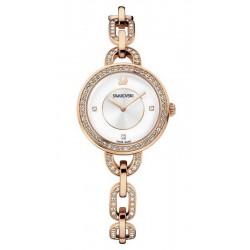 Купить Swarovski Женские Часы Aila White Rose Gold Tone 1094379