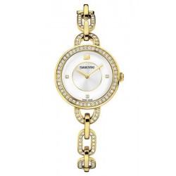 Купить Swarovski Женские Часы Aila Yellow Gold Tone 1124151