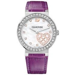 Купить Swarovski Женские Часы Citra Sphere Hearts 1185833 Перламутр