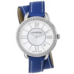 Купить Swarovski Женские Часы Aila Day Double Tour Blue 5095944