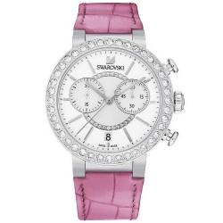 Купить Swarovski Женские Часы Citra Sphere Chrono Pink 5096008 Хронограф