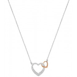 Купить Swarovski Женские Ожерелье Dear Small 5156815 Сердце