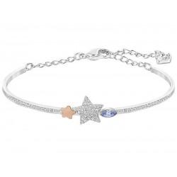 Купить Swarovski Женские Браслет Duo Star 5169400