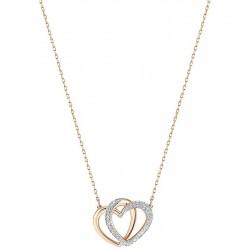 Купить Swarovski Женские Ожерелье Dear Medium 5194826 Сердце