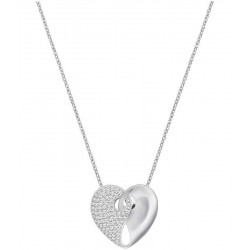 Swarovski Женские Ожерелье Guardian Medium 5279155 Сердце