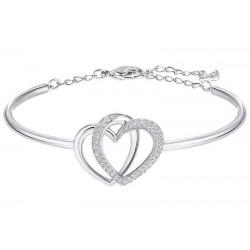 Купить Swarovski Женские Браслет Dear 5345478 Сердце