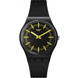 Swatch Унисекс Часы Gent Giallonero GB304