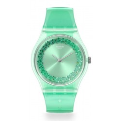 Swatch Женские Часы Gent Amazo-Night GG225
