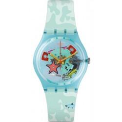 Swatch Женские Часы Gent Piscina GL121