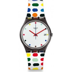 Swatch Женские Часы Gent Milkolor GM417