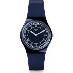 Купить Swatch Унисекс Часы Gent Blue Ben GN254