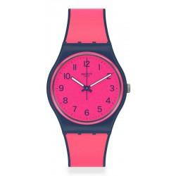 Swatch Женские Часы Gent Pink Gum GN264