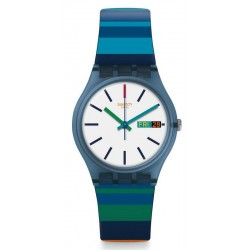 Swatch Унисекс Часы Gent Color Crossing GN724