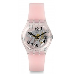 Swatch Женские Часы Gent Pink Board GP158