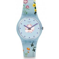 Swatch Женские Часы Gent Pistillo GS152