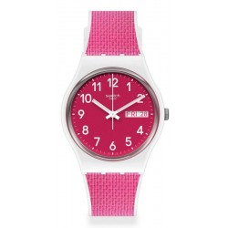 Swatch Женские Часы Gent Berry Light GW713