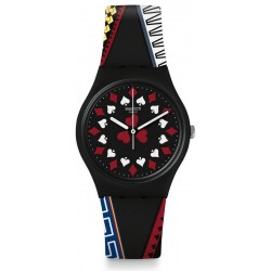 Swatch Часы 007 Casino Royale 2006 GZ340