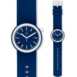 Купить Swatch Унисекс Часы NavyPOP PNN103