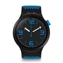 Купить Swatch Мужские Часы Big Bold BBBlue SO27B101