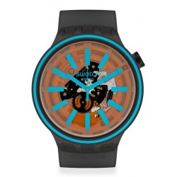 Swatch Часы Big Bold Fire Taste SO27B112