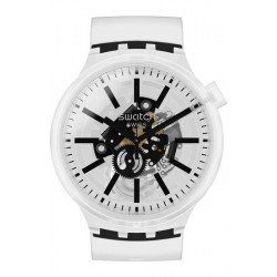 Swatch Часы Big Bold Blackinjelly SO27E101