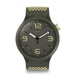Купить Swatch Мужские Часы Big Bold BBBlanco SO27M102