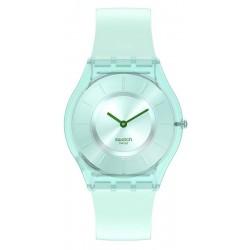 Swatch Женские Часы Skin Classic Sweet Mint SS08G100