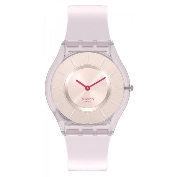 Купить Swatch Женские Часы Skin Classic Creamy SS08V101
