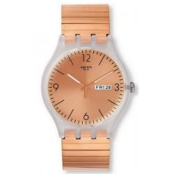 Swatch Унисекс Часы New Gent Rostfrei S SUOK707B