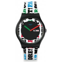 Swatch Часы 007 On Her Majesty's Secret Service 1969 SUOZ715