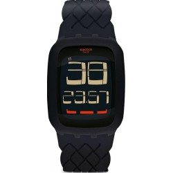 Купить Swatch Мужские Часы Digital Touch Tress Code SURB121