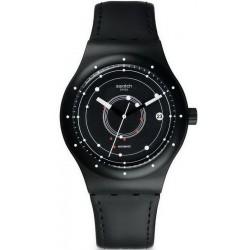 Купить Swatch Унисекс Часы Sistem51 Sistem Black SUTB400 Автоматический
