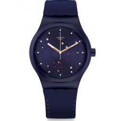 Swatch Унисекс Часы Sistem51 Sistem Sea SUTN403 Автоматический