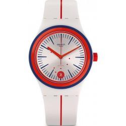 Купить Swatch Унисекс Часы Sistem51 Sistem Arlequin SUTW402 Автоматический