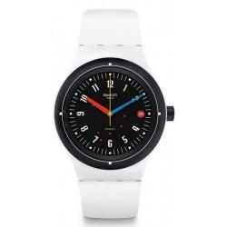 Купить Swatch Унисекс Часы Sistem51 Sistem Bau SUTW405 Автоматический