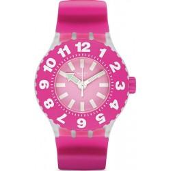 Swatch Женские Часы Scuba Libre Die Rose SUUK113